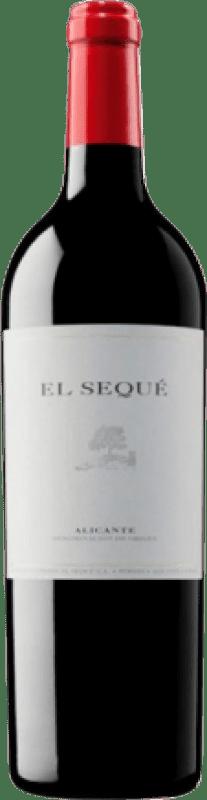 56,95 € Free Shipping | Red wine Artadi El Sequé D.O. Alicante Valencian Community Spain Monastrell Magnum Bottle 1,5 L
