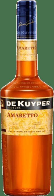 14,95 € Free Shipping | Amaretto De Kuyper Amaretto Bottle 70 cl