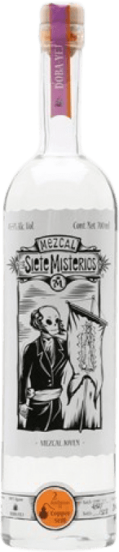39,95 € Free Shipping | Mezcal Siete Misterios Doba Ye Bottle 75 cl