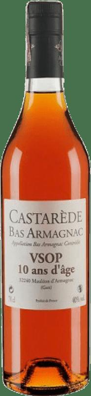 56,95 € Free Shipping   Armagnac Castarède V.S.O.P. Spain Bottle 70 cl