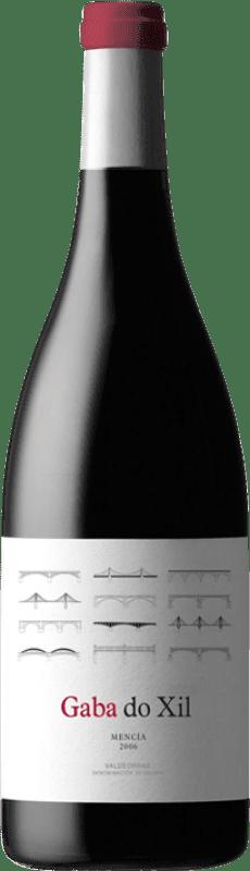 10,95 € Free Shipping | Red wine Telmo Rodríguez Gaba do Xil D.O. Valdeorras Galicia Spain Mencía Bottle 75 cl