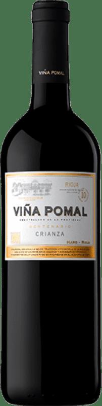 14,95 € Free Shipping   Red wine Bodegas Bilbaínas Viña Pomal Centenario Crianza D.O.Ca. Rioja The Rioja Spain Tempranillo Magnum Bottle 1,5 L
