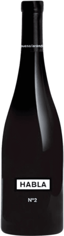 157,95 € Free Shipping   Red wine Habla Nº 2 Collection I.G.P. Vino de la Tierra de Extremadura Estremadura Spain Tempranillo Bottle 75 cl