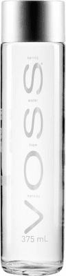 69,95 € Free Shipping | 24 units box Water VOSS Water Small Bottle 37 cl