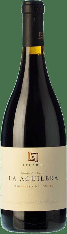 31,95 € Free Shipping   Red wine Legaris La Aguilera D.O. Ribera del Duero Castilla y León Spain Tempranillo Bottle 75 cl