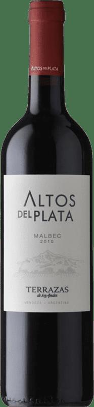 10,95 € Free Shipping   Red wine Terrazas de los Andes Altos del Plata I.G. Mendoza Mendoza Argentina Malbec Bottle 75 cl