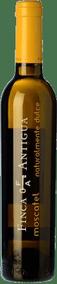 10,95 € Free Shipping | Sweet wine Finca Antigua D.O. La Mancha Castilla la Mancha Spain Muscat Half Bottle 37 cl