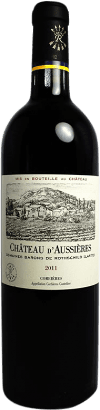 27,95 € Free Shipping   Red wine Barons de Rothschild Chateau d'Aussières Languedoc-Roussillon France Cabernet Sauvignon Bottle 75 cl