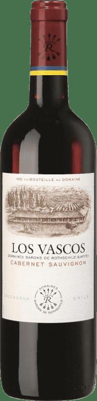 12,95 € Free Shipping   Red wine Barons de Rothschild Los Vascos I.G. Valle de Colchagua Colchagua Valley Chile Cabernet Sauvignon Bottle 75 cl