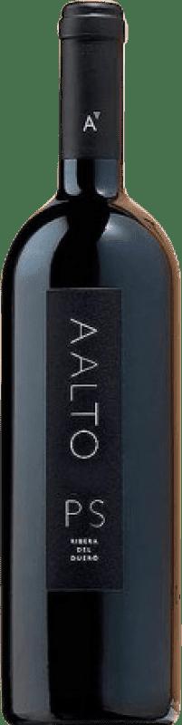 156,95 € Free Shipping | Red wine Aalto Aalto PS Colección 2004 D.O. Ribera del Duero Castilla y León Spain Tempranillo Magnum Bottle 1,5 L