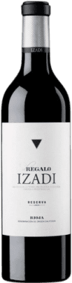 Izadi El Regalo Tempranillo Rioja Reserva 75 cl