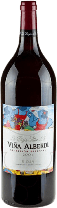 22,95 €   Red wine Rioja Alta Viña Alberdi Crianza 2011 D.O.Ca. Rioja The Rioja Spain Magnum Bottle 1,5 L