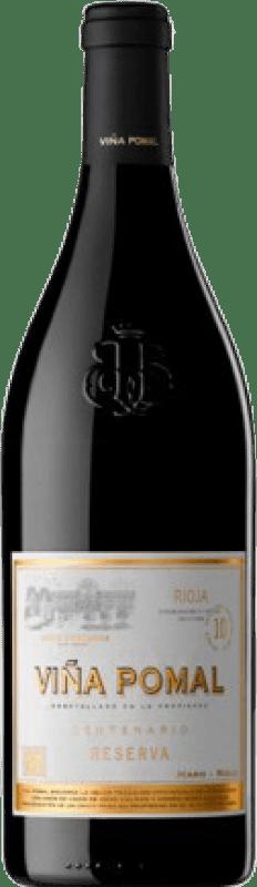 10,95 € Free Shipping   Red wine Bodegas Bilbaínas Viña Pomal Centenario Reserva D.O.Ca. Rioja The Rioja Spain Tempranillo Half Bottle 50 cl