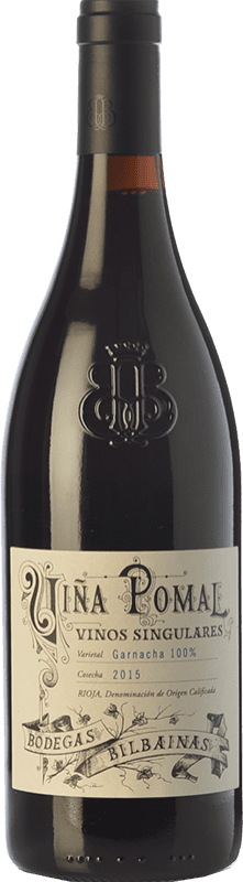 38,95 € | Red wine Bodegas Bilbaínas Viña Pomal Crianza D.O.Ca. Rioja The Rioja Spain Grenache Bottle 75 cl