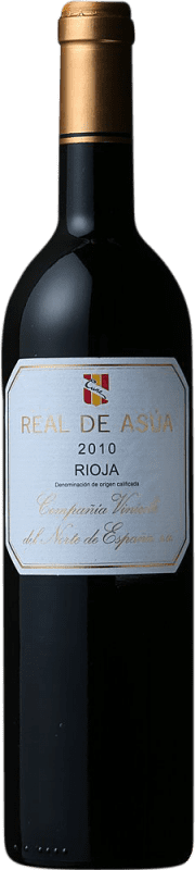 61,95 € Free Shipping | Red wine Norte de España - CVNE Viña Real de Asua Reserva D.O.Ca. Rioja The Rioja Spain Bottle 75 cl