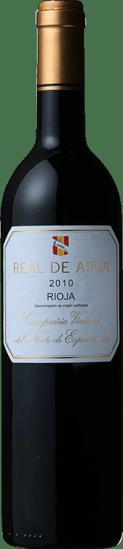 61,95 € Envoi gratuit | Vin rouge Norte de España - CVNE Viña Real de Asua Reserva D.O.Ca. Rioja La Rioja Espagne Bouteille 75 cl