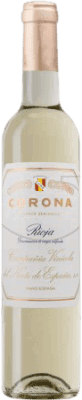21,95 € | Fortified wine Norte de España - CVNE Corona Semi Dry D.O.Ca. Rioja The Rioja Spain Macabeo Half Bottle 50 cl