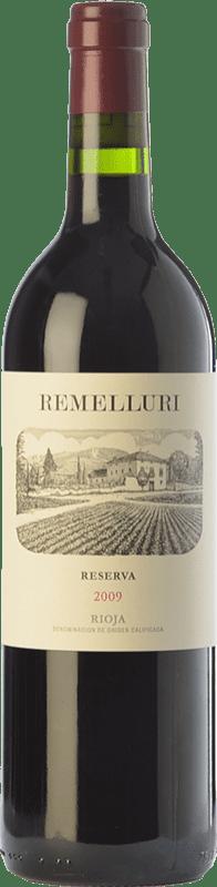 42,95 € Envío gratis | Vino tinto Ntra. Sra de Remelluri Reserva D.O.Ca. Rioja La Rioja España Tempranillo, Garnacha, Graciano Botella Mágnum 1,5 L