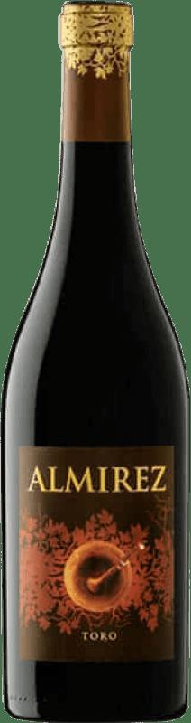 17,95 € | Red wine Teso La Monja Almirez Crianza D.O. Toro Castilla y León Spain Tempranillo Bottle 75 cl