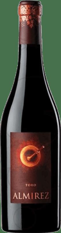 17,95 € | 红酒 Teso La Monja Almirez Crianza D.O. Toro 卡斯蒂利亚莱昂 西班牙 Tempranillo 瓶子 75 cl