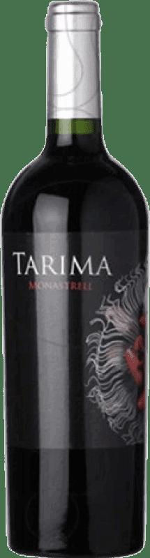 11,95 € Envío gratis | Vino tinto Volver Tarima Joven D.O. Alicante Levante España Monastrell Botella Mágnum 1,5 L