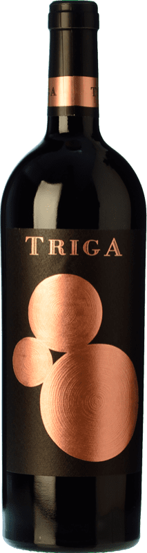 31,95 € Free Shipping | Red wine Volver Triga Crianza D.O. Alicante Levante Spain Monastrell Bottle 75 cl