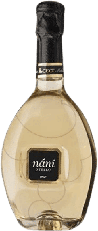 9,95 € Free Shipping | White sparkling Ceci Otello Náni Brut Joven Otras D.O.C. Italia Italy Chardonnay Bottle 75 cl
