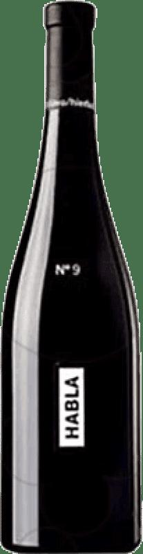 21,95 € Envoi gratuit | Vin rouge Habla Nº 9 I.G.P. Vino de la Tierra de Extremadura Andalucía y Extremadura Espagne Tempranillo, Cabernet Sauvignon, Petit Verdot Bouteille 75 cl