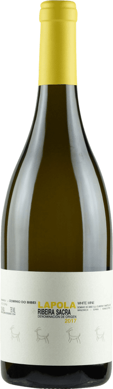 22,95 € 免费送货 | 白酒 Dominio do Bibei La Pola Crianza D.O. Ribeira Sacra 加利西亚 西班牙 瓶子 75 cl