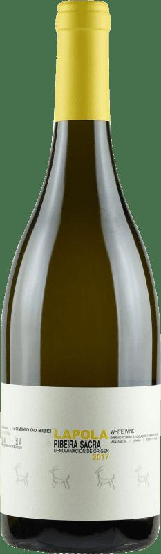 22,95 € Envío gratis   Vino blanco Dominio do Bibei La Pola Crianza D.O. Ribeira Sacra Galicia España Botella 75 cl