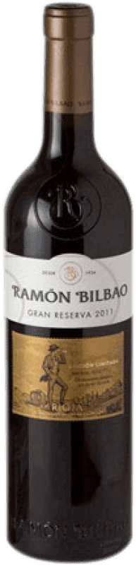 19,95 € | Red wine Ramón Bilbao Edición Limitada Gran Reserva D.O.Ca. Rioja The Rioja Spain Tempranillo, Grenache, Graciano Bottle 75 cl