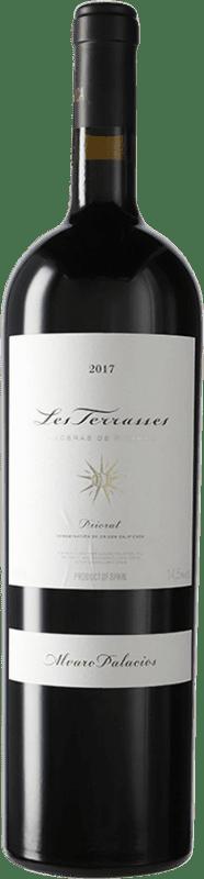 73,95 € Free Shipping | Red wine Álvaro Palacios Les Terrasses Crianza D.O.Ca. Priorat Catalonia Spain Syrah, Grenache, Cabernet Sauvignon, Mazuelo, Carignan Magnum Bottle 1,5 L