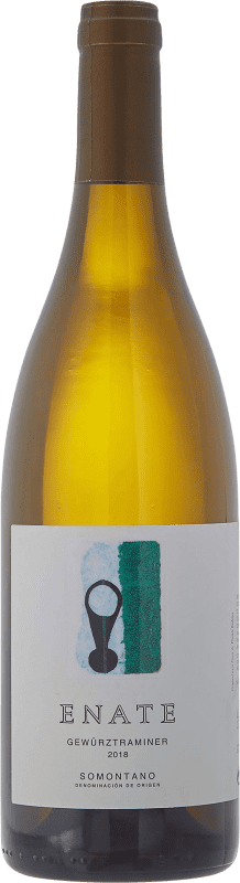 11,95 € Free Shipping | White wine Enate Joven D.O. Somontano Aragon Spain Gewürztraminer Bottle 75 cl