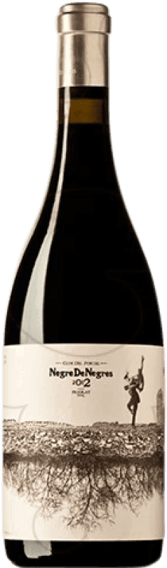 93,95 € Free Shipping | Red wine Portal del Priorat Negre de Negres Crianza D.O.Ca. Priorat Catalonia Spain Syrah, Grenache, Cabernet Sauvignon, Mazuelo, Carignan Jéroboam Bottle-Double Magnum 3 L