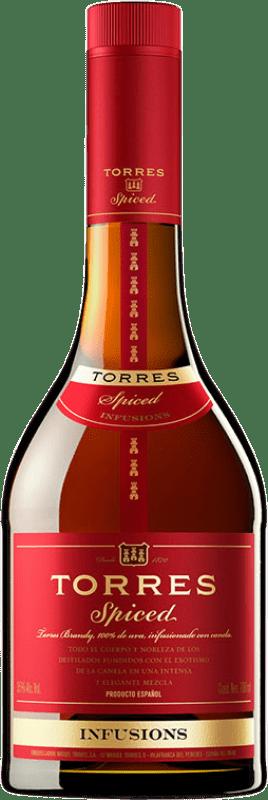 15,95 € Envío gratis | Brandy Torres Spiced Infusions España Botella 70 cl