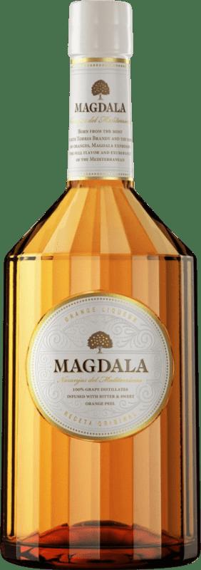 19,95 € Envío gratis | Triple Seco Torres Magdala Orange España Botella 70 cl
