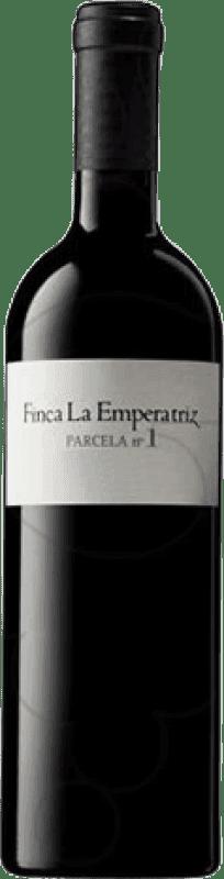 42,95 € Envío gratis | Vino tinto Hernáiz Finca la Emperatriz Parcela Nº 1 D.O.Ca. Rioja La Rioja España Tempranillo Botella 75 cl