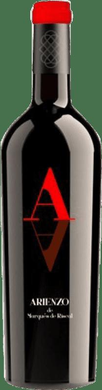 18,95 € | Red wine Marqués de Riscal Arienzo de Riscal Crianza D.O.Ca. Rioja The Rioja Spain Tempranillo, Graciano, Mazuelo, Carignan Magnum Bottle 1,5 L