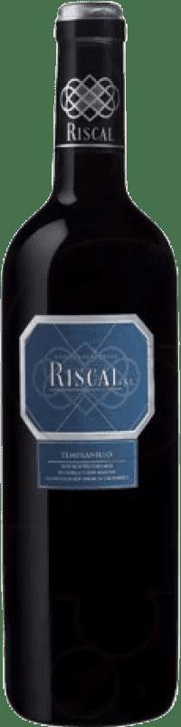 6,95 € Envio grátis   Vinho tinto Marqués de Riscal I.G.P. Vino de la Tierra de Castilla y León Castela e Leão Espanha Tempranillo Garrafa 75 cl