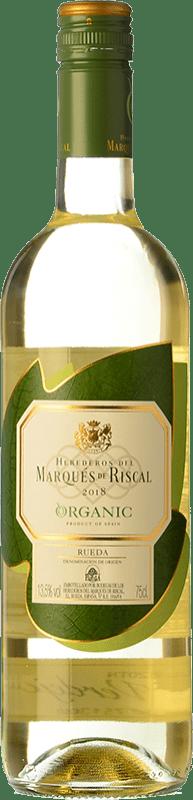 18,95 € Free Shipping | White wine Marqués de Riscal Joven D.O. Rueda Castilla y León Spain Verdejo Magnum Bottle 1,5 L