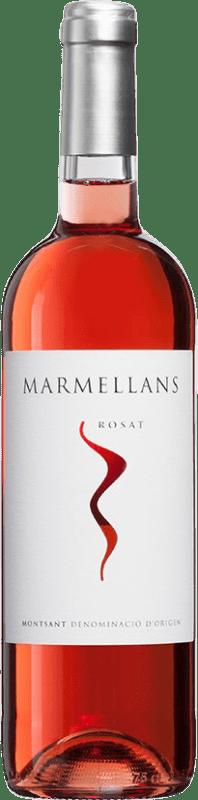 5,95 € Envío gratis | Vino rosado Capçanes Marmellans Joven D.O. Montsant Cataluña España Botella 75 cl
