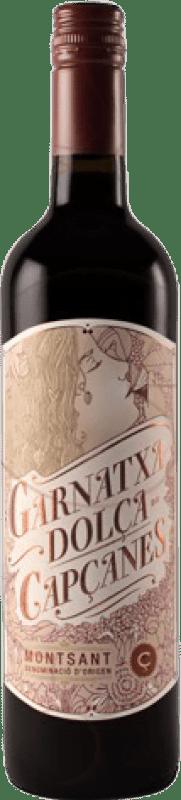9,95 € 免费送货 | 强化酒 Capçanes Dolça 甜美 D.O. Montsant 加泰罗尼亚 西班牙 Grenache, Grenache White 瓶子 75 cl