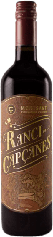 8,95 € | Fortified wine Capçanes Ranci D.O. Montsant Catalonia Spain Grenache, Grenache White Bottle 75 cl