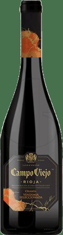 19,95 € | Red wine Campo Viejo V.S. Very Special Crianza D.O.Ca. Rioja The Rioja Spain Tempranillo Magnum Bottle 1,5 L