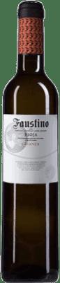 4,95 € Envoi gratuit   Vin rouge Faustino Crianza D.O.Ca. Rioja La Rioja Espagne Tempranillo Demi Bouteille 50 cl