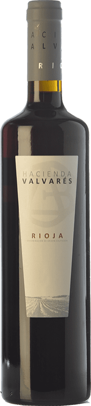 8,95 € | Red wine Altanza Hacienda Valvares Crianza D.O.Ca. Rioja The Rioja Spain Tempranillo Bottle 75 cl