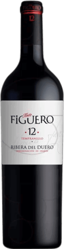75,95 € Envoi gratuit   Vin rouge Figuero 12 meses Crianza D.O. Ribera del Duero Castille et Leon Espagne Tempranillo Bouteille Jéroboam-Doble Magnum 3 L