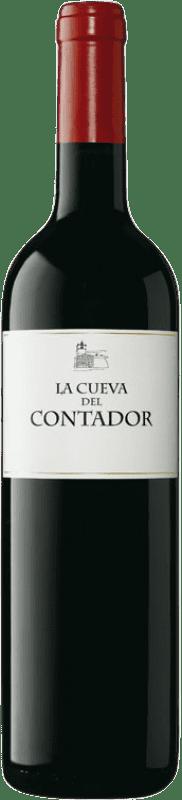 71,95 € 免费送货 | 红酒 Contador La Cueva D.O.Ca. Rioja 拉里奥哈 西班牙 瓶子 75 cl