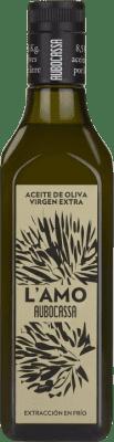 15,95 € Envío gratis | Aceite Bodegas Roda l'Amo Aubocassa España Media Botella 50 cl
