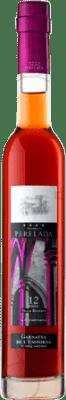 19,95 € | Fortified wine Perelada 12 Años Vella Reserva D.O. Empordà Catalonia Spain Grenache White, Garnacha Roja Half Bottle 37 cl